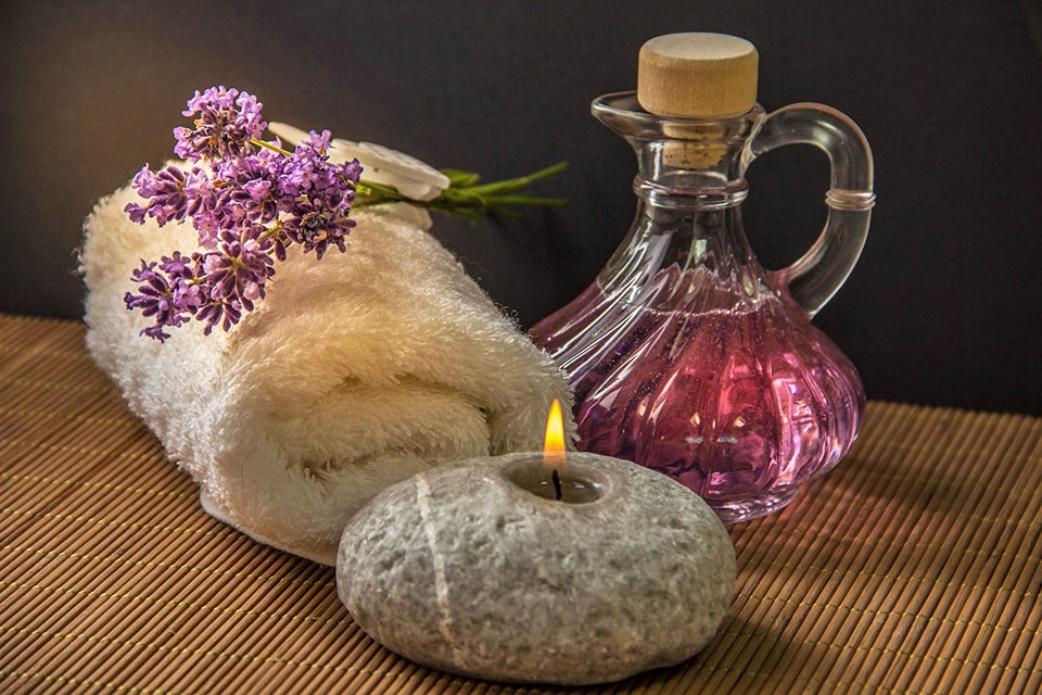 Aromatherapy oils and equipment